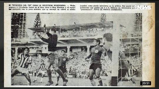 Ariel Palacios: há 50 anos, a 'guerra do futebol' provocava a morte de 3 mil