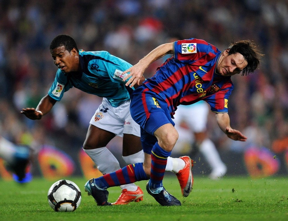 Guilherme jogou quatro temporadas na Espanha — Foto: Jasper Juinen/Getty Images