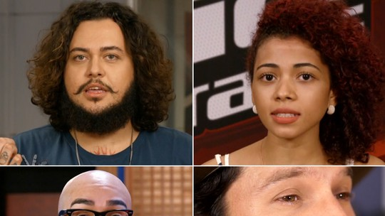 Cantores do 'The Voice' contam como aquecem a voz; vídeo