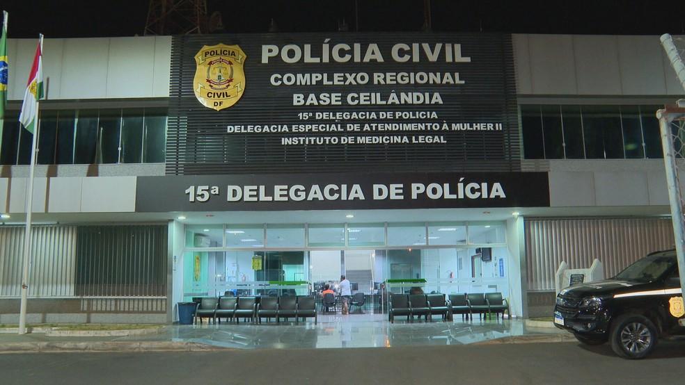 Caso de pai suspeito de matar próprio filho é investigado pela Polícia Civil do DF — Foto: PCDF/Divulgação