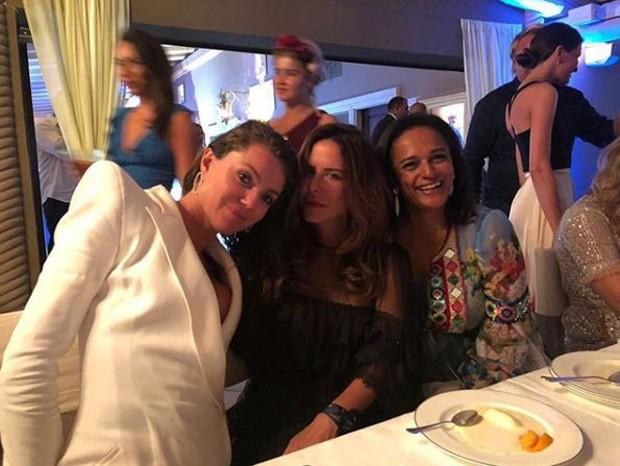 Simone Abdelnur com amigas (Foto: Reprodução/Instagram)
