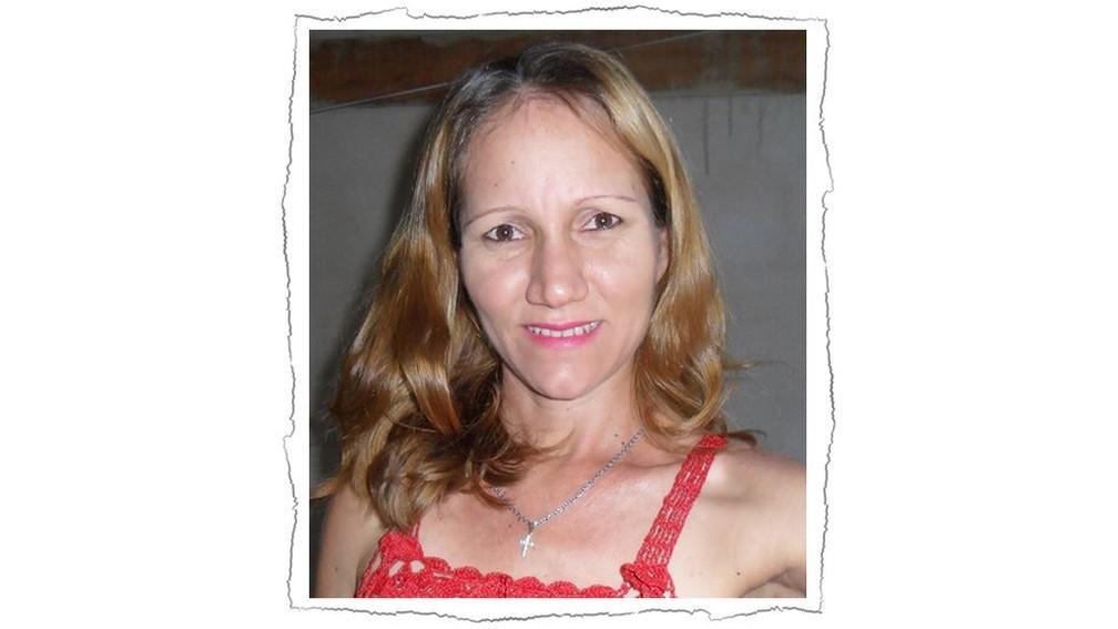 Sandra foi morta pelo ex-marido, que se suicidou depois — Foto: Reprodução/Facebook/BBC