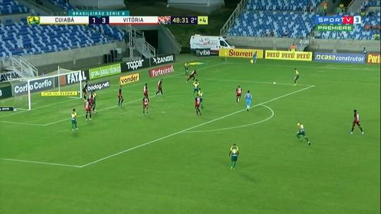 """Geninho destaca mudança de postura no segundo tempo em virada sobre o Cuiabá: """"Foi outro time"""""""