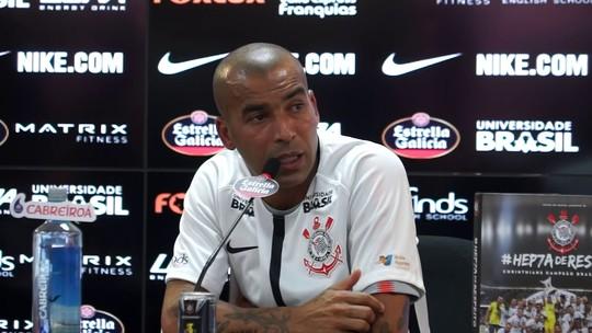 Ponta ou centroavante? Veja como Emerson Sheik pode jogar no Corinthians