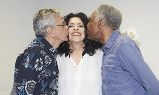 Gal, Caetano e Gil