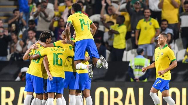 Brasil x Coreia do Sul
