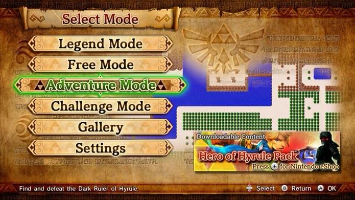 Hyrule Warriors: saiba como jogar o modo Adventure do game | Dicas ...