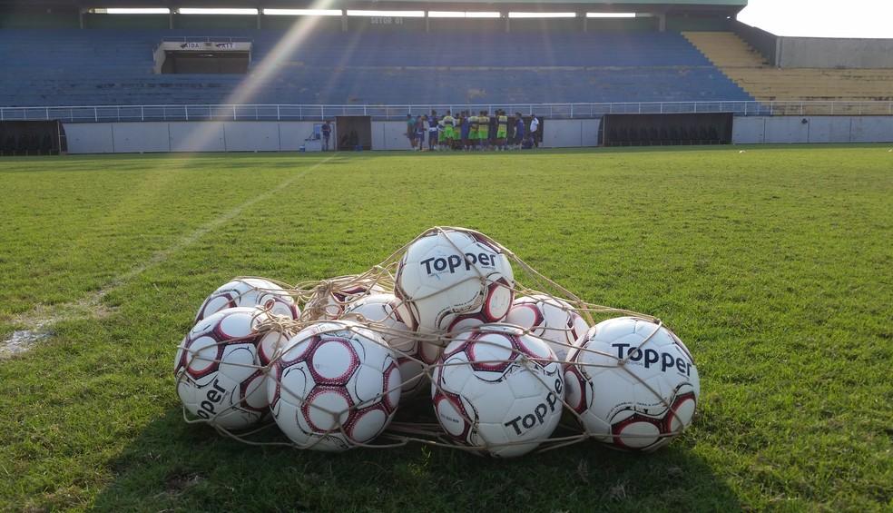 Bola rola a partir das 19h (de Brasília), no estádio Florestão, para Atlético-AC x ABC, pela 9ª rodada da Série C (Foto: Duaine Rodrigues)