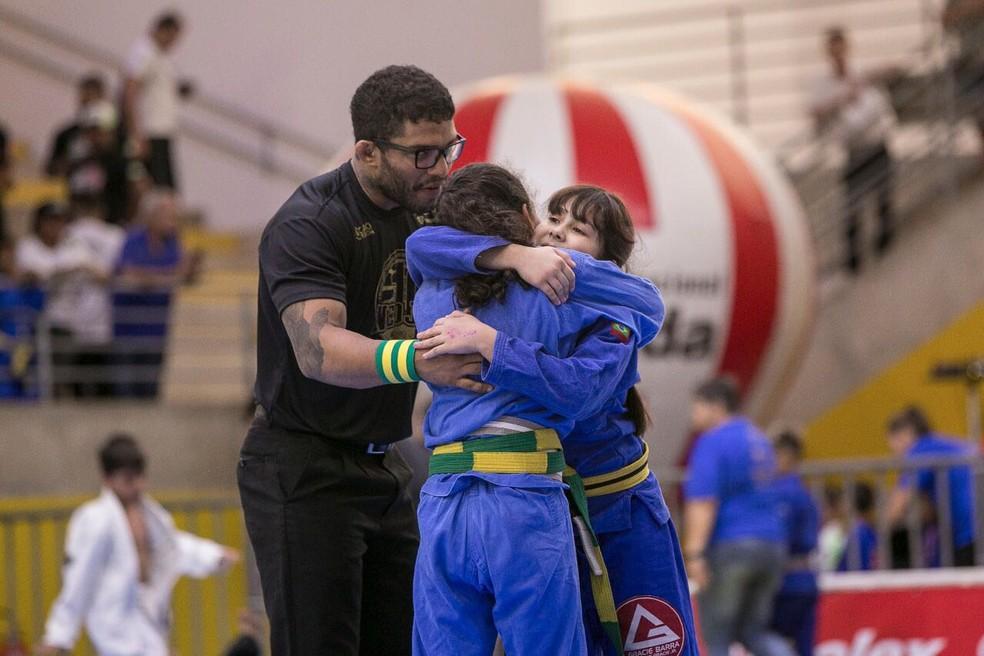 10ª edição do Nordeste Open de Jiu-Jitsu, em Natal (Foto: Tiago Lima)