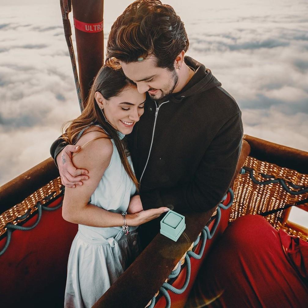 Um dos cliques compartilhados por Jade dos dois juntos no Dia dos Namorados, em 12 de junho — Foto: Reprodução/Instagram