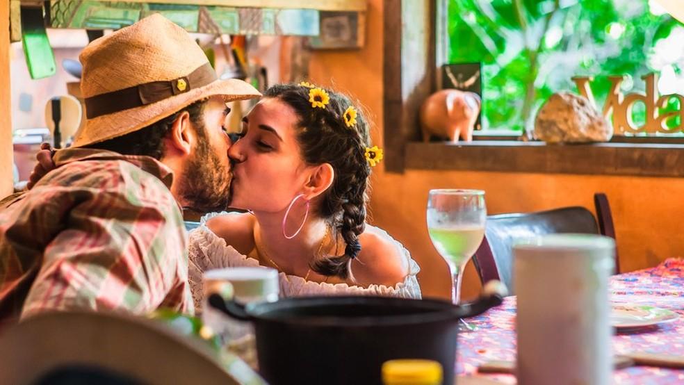 O Dia dos Namorados é comemorado em 12 de junho no Brasil (Foto: Getty Images)