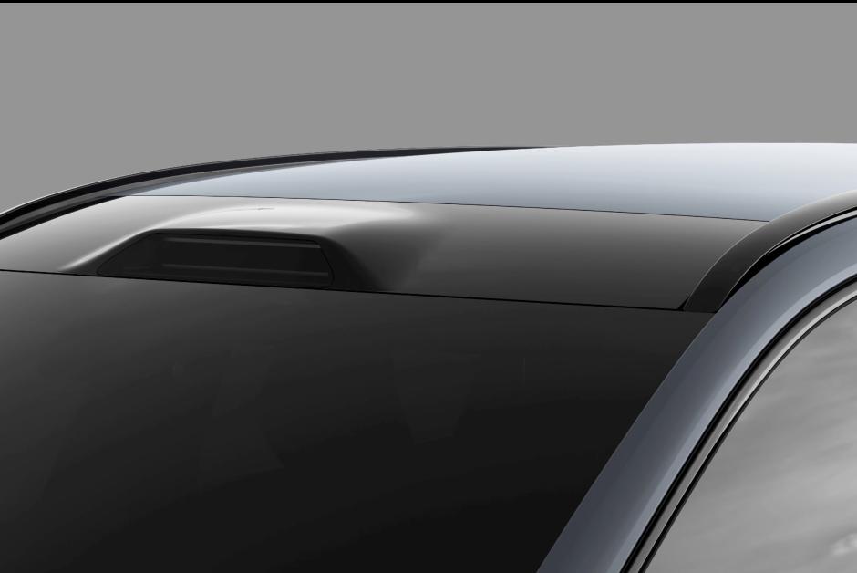 LiDAR será instalado no teto do veículo (Foto: Divulgação/Volvo)