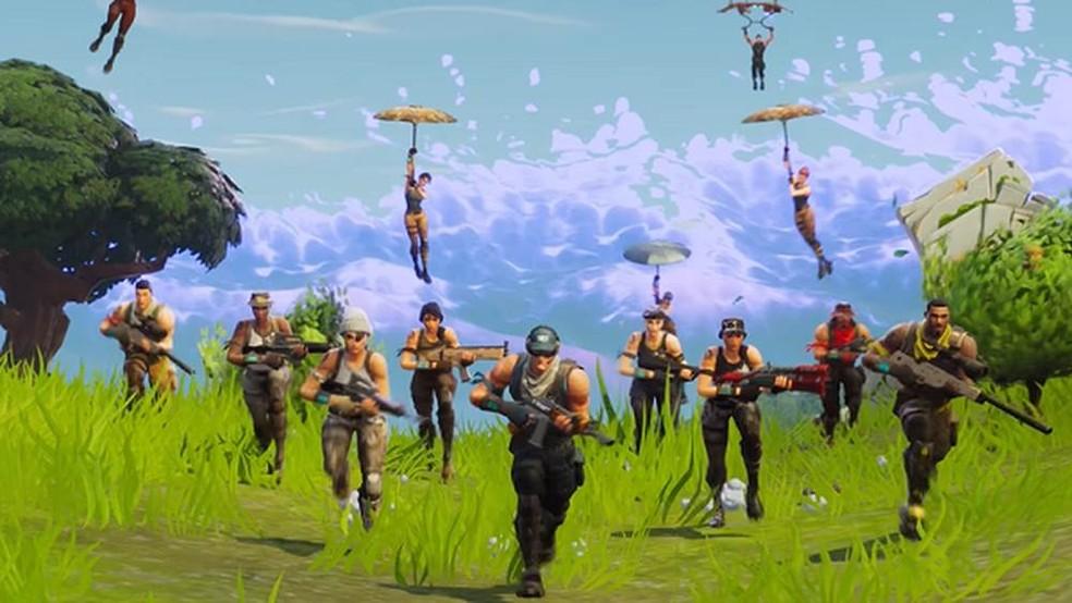 Epic Games anuncia Copa do Mundo de Fortnite (Foto: Divulgação/Epic Games)