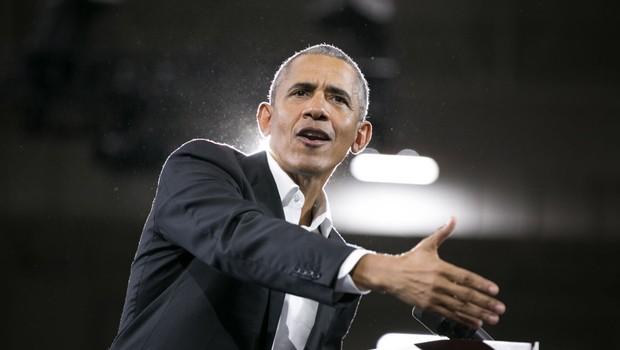 """Por lidar com situações que muitas vezes eram """"literalmente de vida ou morte"""", Barack Obama se acostumou a tomar atitudes rapidamente (Foto: Jessica McGowan/Getty Images)"""