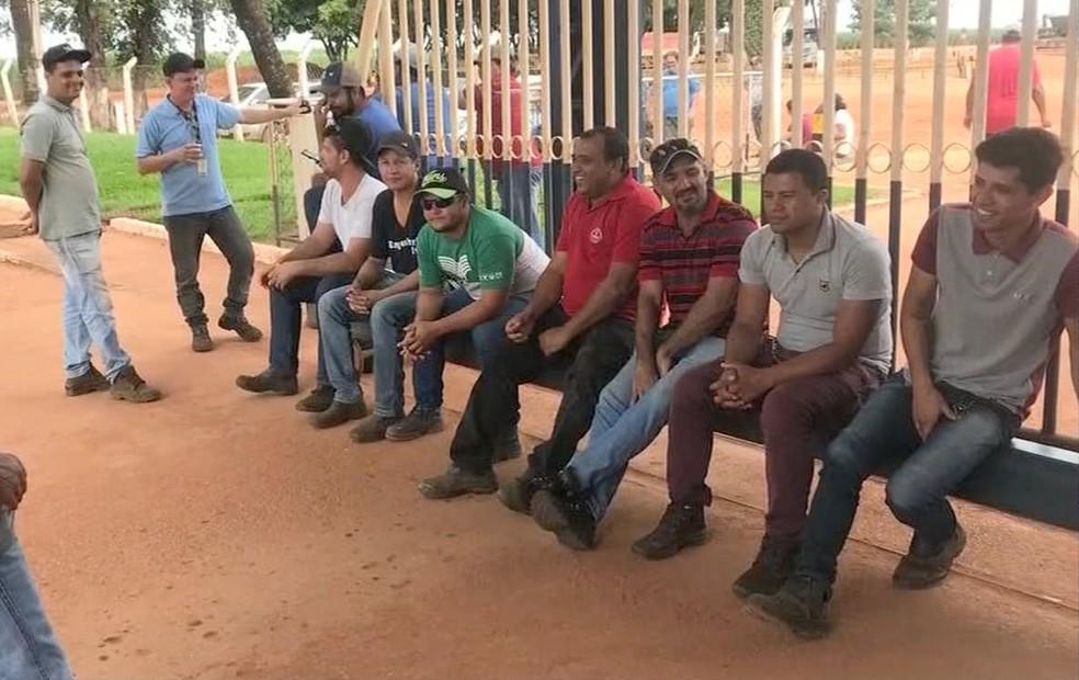Quase 300 funcionários foram demitidos — Foto: TVCA/Reprodução