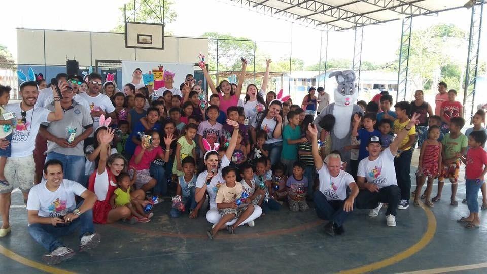 Ação arrecada brinquedos para serem doados no Dia das Crianças em Boa Vista