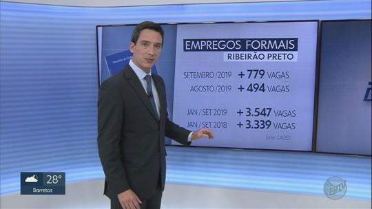 Com melhor setembro em 6 anos, Ribeirão Preto registra 5ª maior geração de empregos em SP