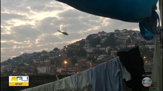 Operação deixa mortos no morro da Coroa; moradores de comunidades da região relatam tiroteios