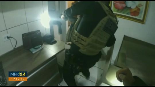 Polícia prende 27 pessoas em quatro cidades do Paraná em operação contra tráfico de drogas