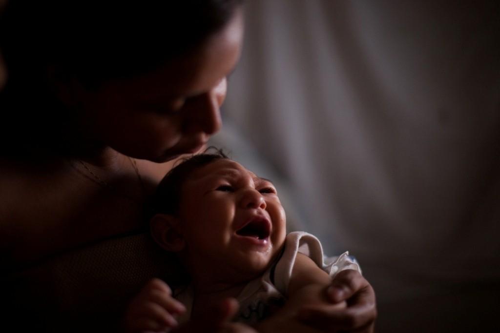 juan microcefalia (Foto: Helder Tavares/Ed. Globo)