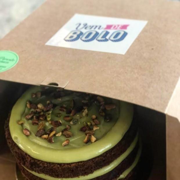 A Vem de Bolo fica com 16,2% dos bolos vendidos (Foto: Reprodução/Instagram)