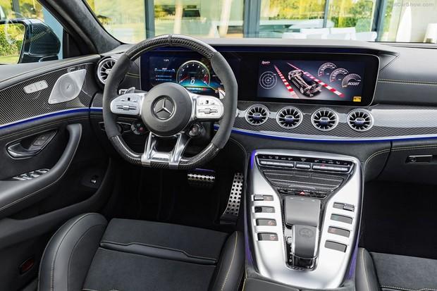 Mercedes-AMG GT 63S 4 Door (Foto: Divulgação)