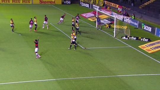 Criciúma 0 x 1 Atlético-GO: assista aos melhores momentos do jogo