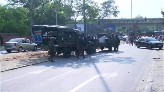 STM solta militares que fuzilaram carro de músico no Rio
