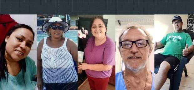 Familiares de paranaenses que morreram com Covid-19 relatam sofrimento da perda pela doença: 'Não pude me despedir'