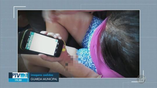 Mulher agredida por marido é resgatada após pedir socorro em grupo de WhatsApp em Limeira