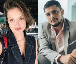 Agatha Moreira e Bruno Gissoni | Reprodução Instagram
