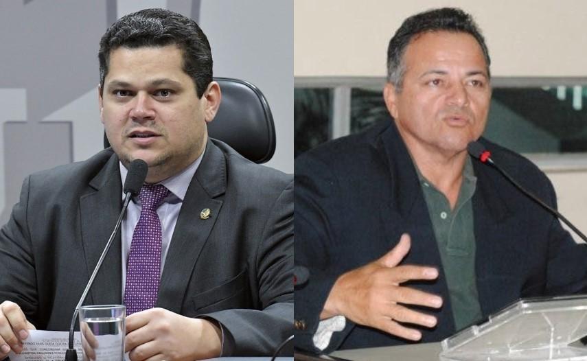 Esposa de ex-deputado preso pela PF no Amapá tem cargo no gabinete de Davi Alcolumbre