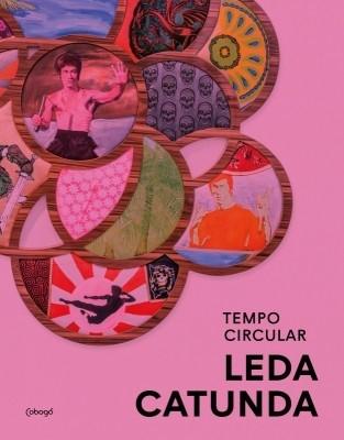 'Leda Catunda: Tempo Circular', de Fernanda Brenner e Paulo Miyada