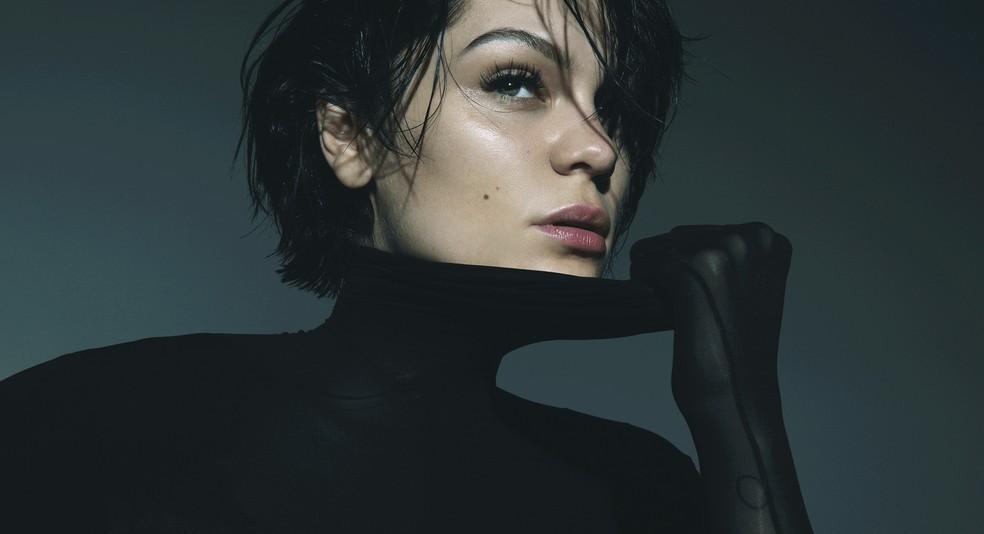 A cantora britânica Jessie J — Foto: Divulgação