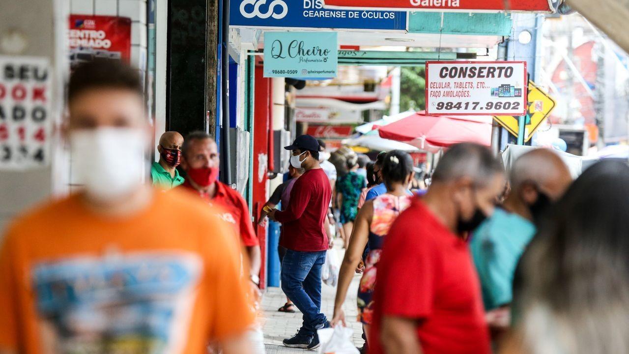 Decisões sobre reabertura de serviços não essenciais no Ceará vão ser tomadas a cada semana