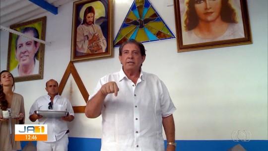 Mulheres que denunciarem João de Deus por abuso sexual passarão por perícia psicológica, diz delegada