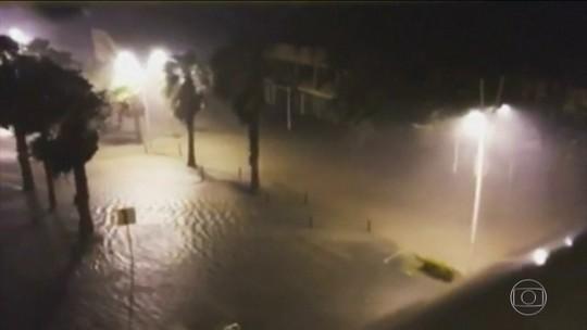 Furacão Maria atinge Dominica e avança pelo Caribe com intensidade máxima