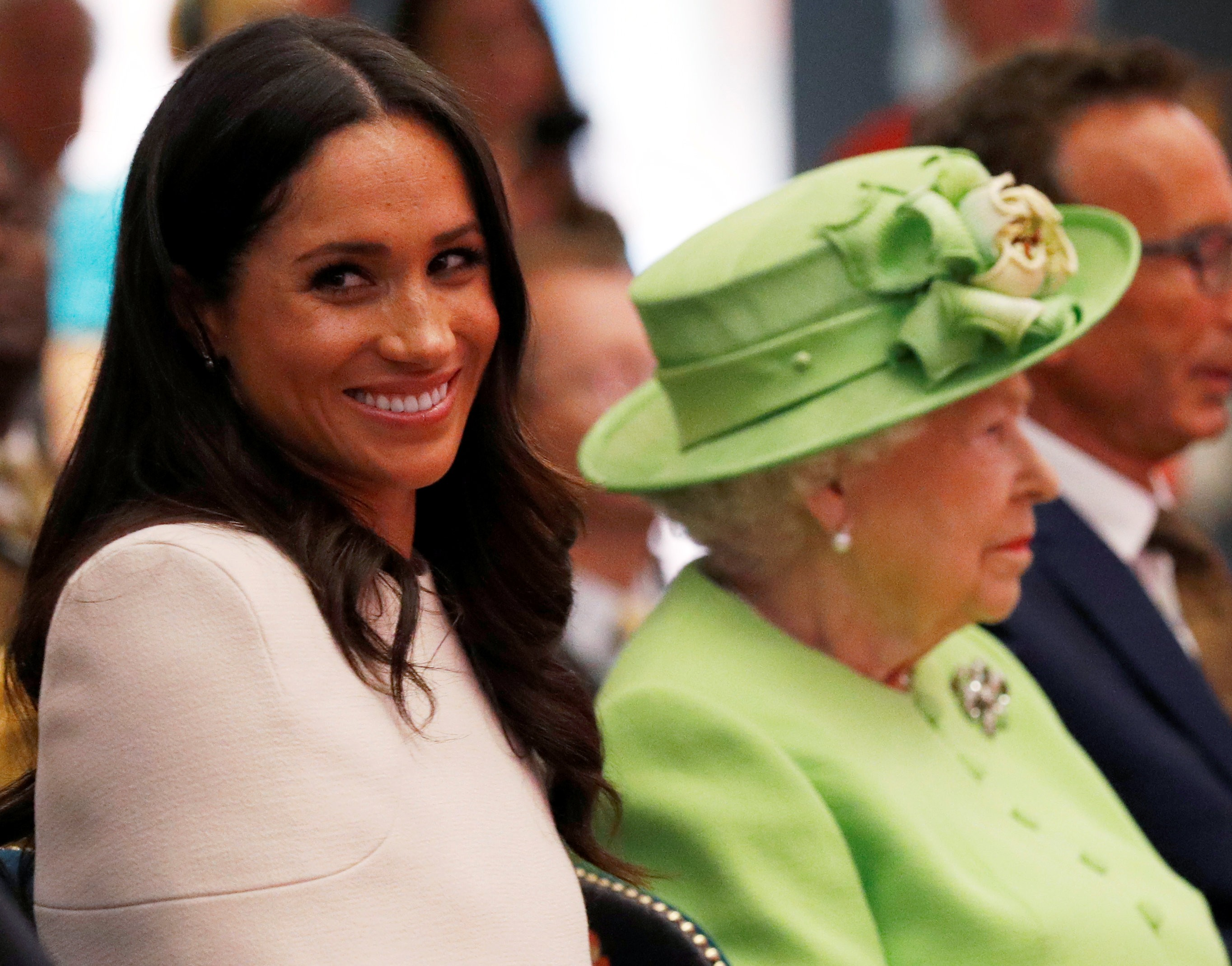 Meghan Markle confessa amar a nova vida com Harry (Foto: Getty Images)