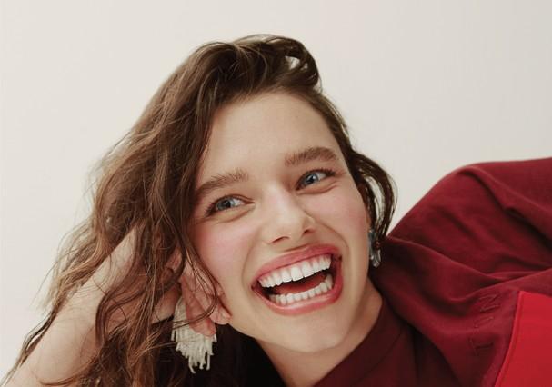 Bruna Linzmeyer na Glamour de novembro (Foto: Mar+Vin/Arquivo Glamour)