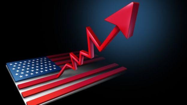Os Estados Unidos detêm o maior PIB do mundo (Foto: Getty Images via BBC)