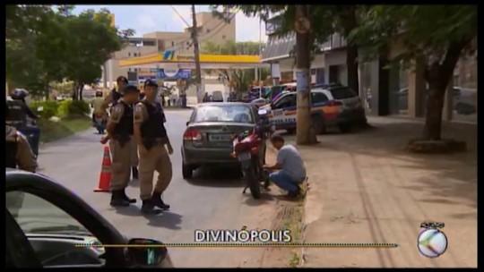Operação 'Tiradentes Adsumus' para combate ao crime é realizada no Centro-Oeste de MG