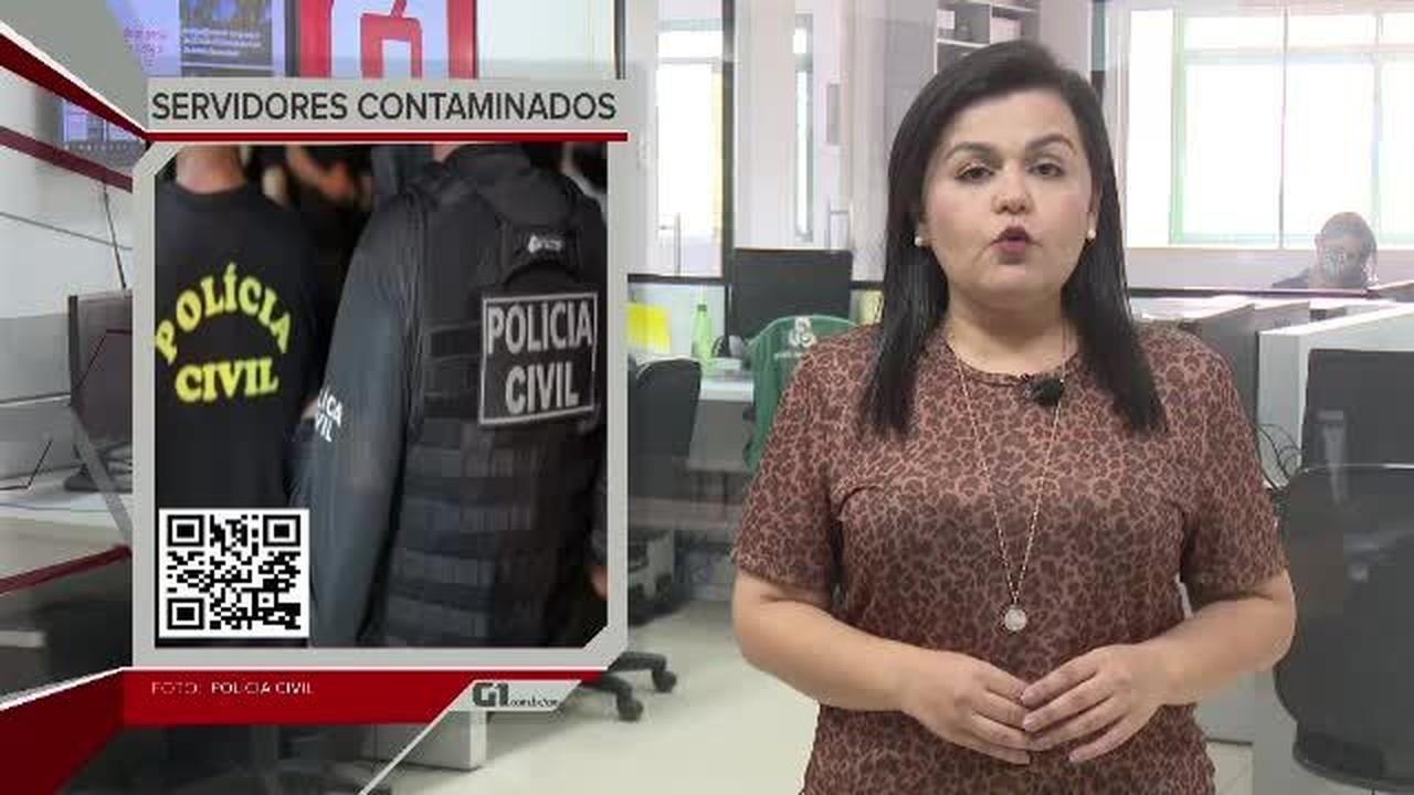 G1 em 1 Minuto - AC: Polícia Civil volta a adotar medidas para controle da Covid-19