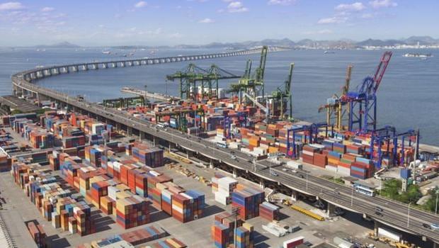 Neste ano, as exportações brasileiras para a China somaram cerca US$ 47 bilhões, mais do que o dobro das vendas para os EUA (Foto: GETTY IMAGES)