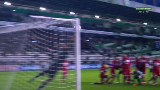 Pontaria ruim, expulsão de Everton Sena e queda ofensiva: a derrota do CRB em Caxias do Sul