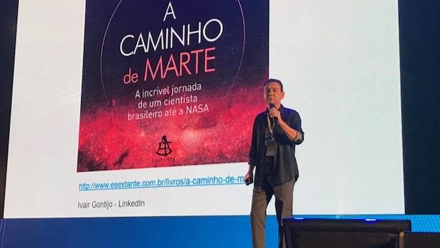 Ivair Gontijo, engenheiro brasileiro que trabalha na Nasa (Foto: Patrícia Basilio/ Época NEGÓCIOS)