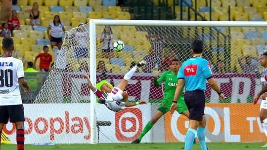 Em Fluminense desfalcado contra Sport, Igor Julião e Paulo Ricardo aproveitam oportunidade