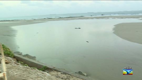 Sema divulga laudo sobre balneabilidade em praias em São Luís