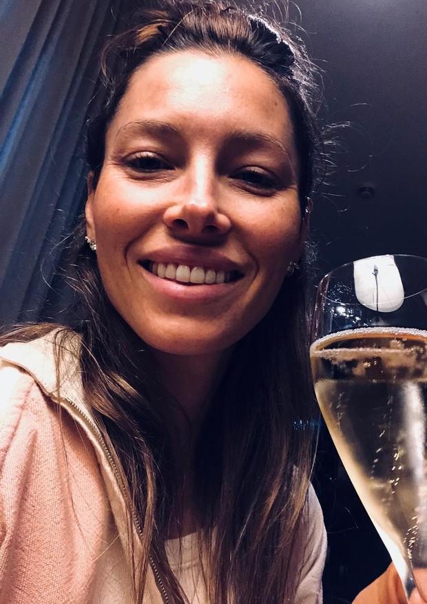 Jessica Biel (Foto: Reprodução/ Instagram)