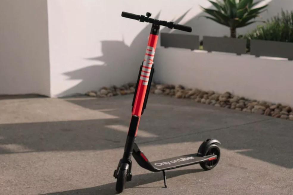 Jump: bicicletas e patinetes elétricas da Uber chegam ao Brasil em 2019 — Foto: Divulgação/Uber