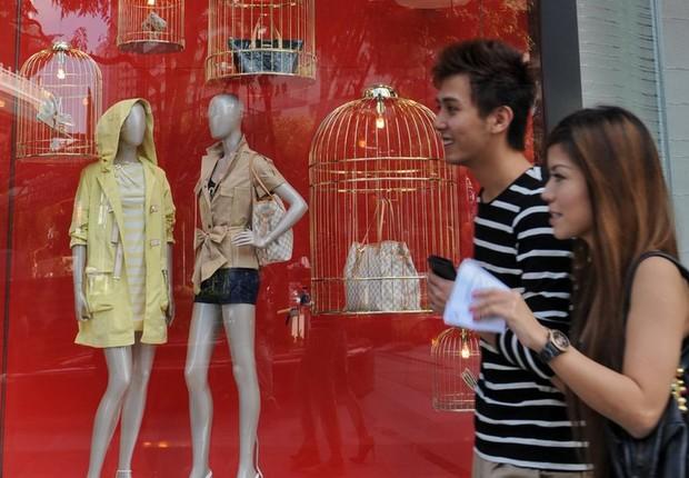 Cingapura é o quarto país mais rico do mundo, segundo o poder de compra dos habitantes (Foto: Getty Images via BBC)
